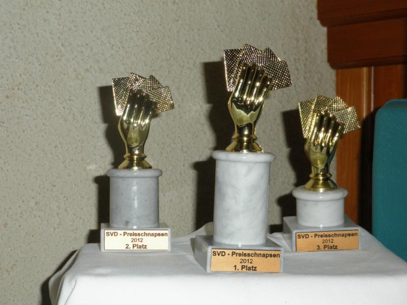 Preisschnapsen 2012