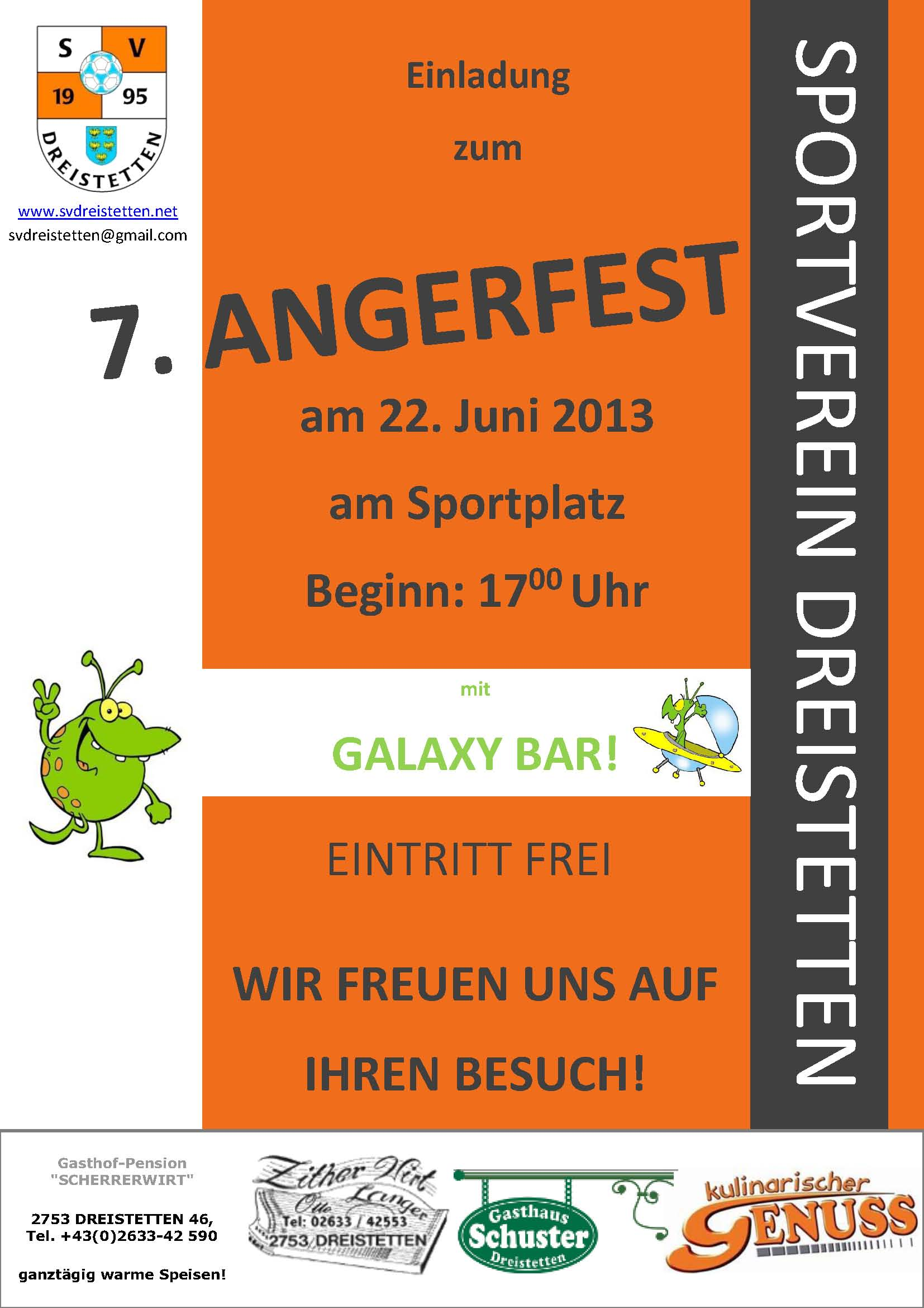 7. Angerfest 2013