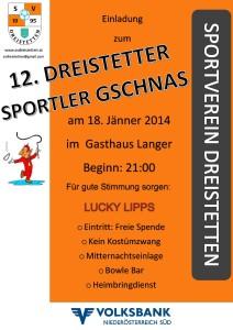 Gschnas 2014