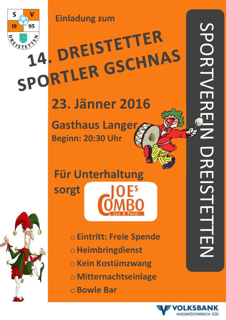 SVD Gschnas 2016